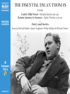 Under Milk Wood/Return Journey To Swansea (MP3): Selected Poems and Stories